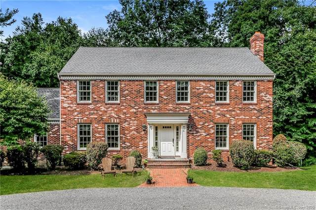 41 Nelson Brook Road, Monroe, CT 06468 (MLS #170325260) :: Around Town Real Estate Team
