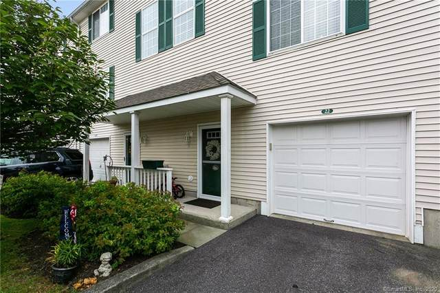 14 South Street #22, Danbury, CT 06810 (MLS #170325271) :: The Higgins Group - The CT Home Finder