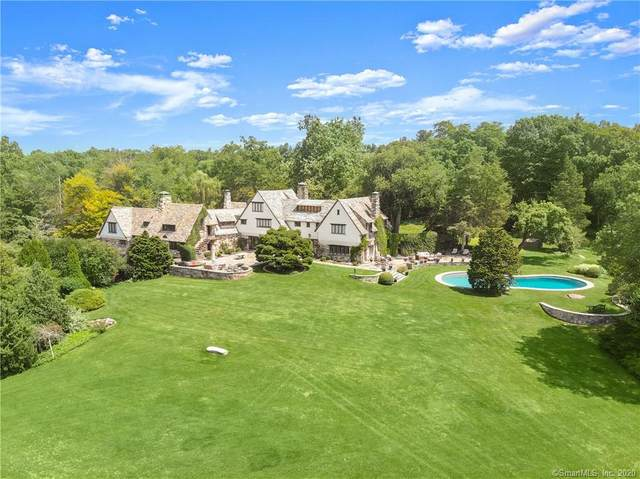 30 Round Hill Club Road, Greenwich, CT 06831 (MLS #170325278) :: Frank Schiavone with William Raveis Real Estate