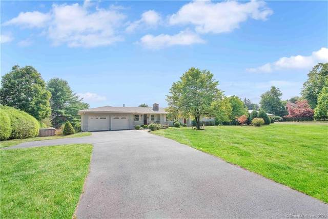 76 S Stone Street, Suffield, CT 06093 (MLS #170325378) :: The Higgins Group - The CT Home Finder