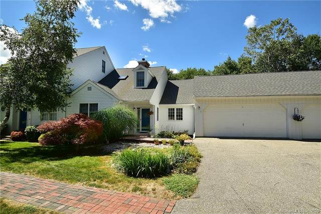 5 Liberty Drive #5, Mansfield, CT 06250 (MLS #170325432) :: Michael & Associates Premium Properties | MAPP TEAM