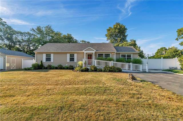 30 Moss Point Trail, Old Lyme, CT 06371 (MLS #170325453) :: Sunset Creek Realty
