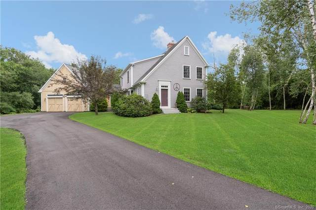 34 Button Road, North Stonington, CT 06359 (MLS #170325489) :: GEN Next Real Estate