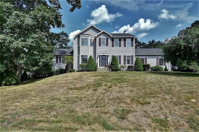 1 Kensington Circle, Wolcott, CT 06716 (MLS #170325575) :: Team Feola & Lanzante | Keller Williams Trumbull