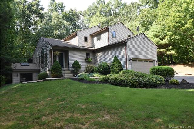 27 Round Hill Drive, Coventry, CT 06238 (MLS #170325618) :: Anytime Realty