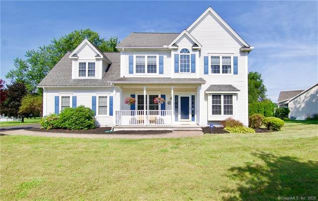 1 Deer Run, Enfield, CT 06082 (MLS #170325641) :: The Higgins Group - The CT Home Finder