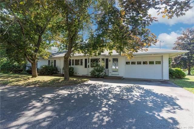 170 Eastford Road, Eastford, CT 06242 (MLS #170325705) :: Spectrum Real Estate Consultants