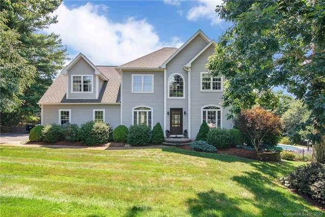 79 Angela Drive, Tolland, CT 06084 (MLS #170325780) :: GEN Next Real Estate