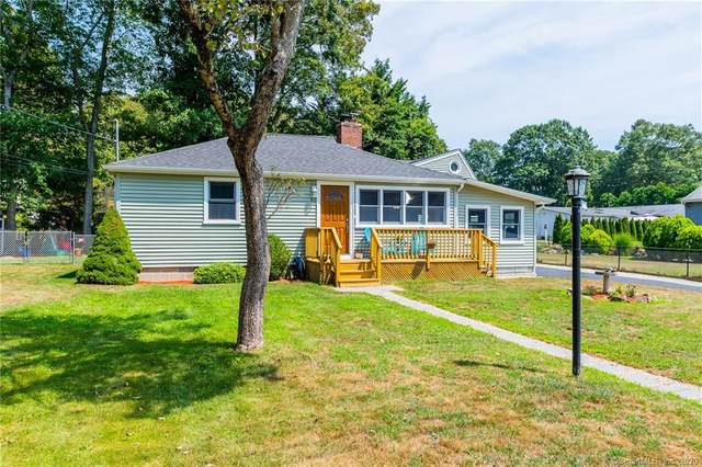 61 S Beechwood Road, East Lyme, CT 06357 (MLS #170325848) :: The Higgins Group - The CT Home Finder