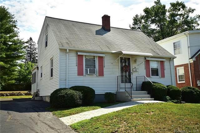 34 Giddings Street, Hartford, CT 06106 (MLS #170325900) :: Around Town Real Estate Team