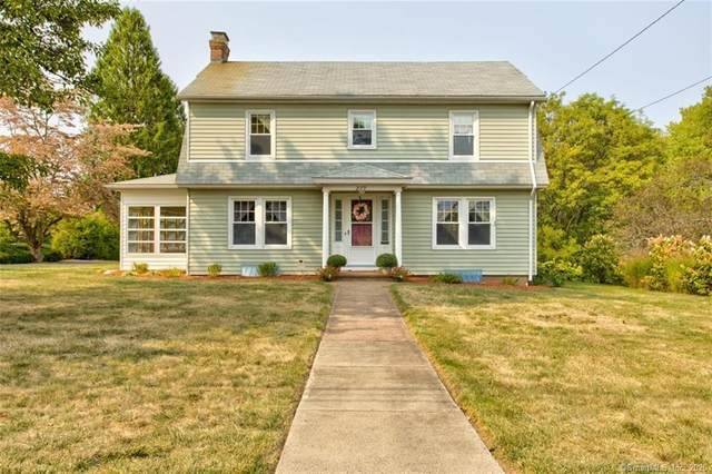 279 W Center Street, Manchester, CT 06040 (MLS #170325962) :: The Higgins Group - The CT Home Finder