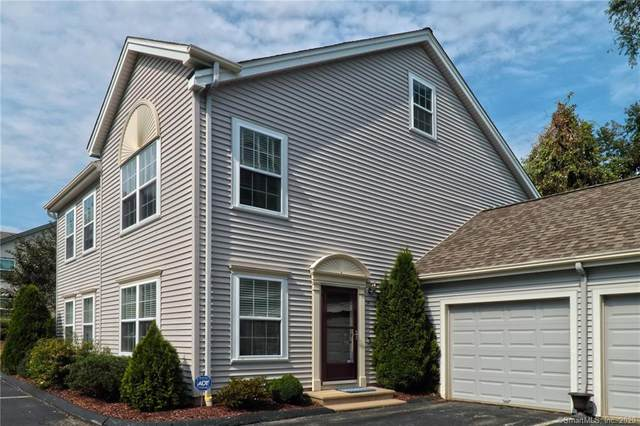 34 Kendall Green Drive #34, Milford, CT 06461 (MLS #170325984) :: The Higgins Group - The CT Home Finder