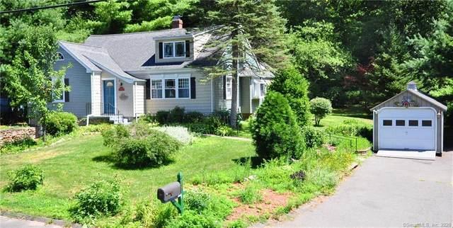 90 Secret Lake Road, Avon, CT 06001 (MLS #170326067) :: The Higgins Group - The CT Home Finder