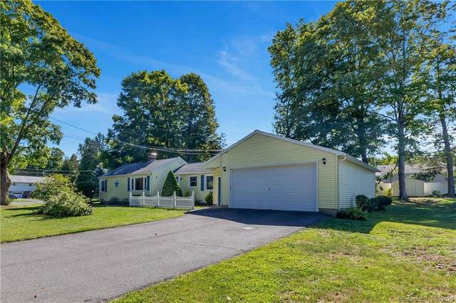 50 Winchell Drive, Berlin, CT 06037 (MLS #170326092) :: Around Town Real Estate Team