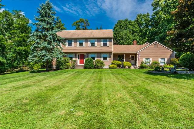44 Partridge Drive, Monroe, CT 06468 (MLS #170326159) :: The Higgins Group - The CT Home Finder