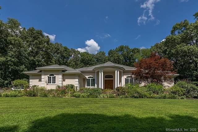 378 Southbury Road, Roxbury, CT 06783 (MLS #170326186) :: Kendall Group Real Estate | Keller Williams