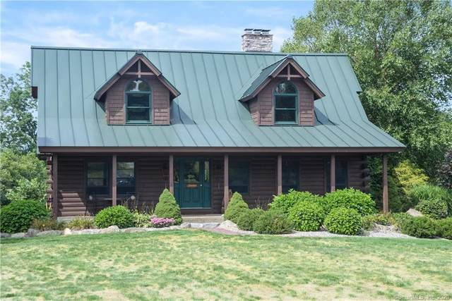 1321 Newgate Road, Suffield, CT 06093 (MLS #170326271) :: The Higgins Group - The CT Home Finder