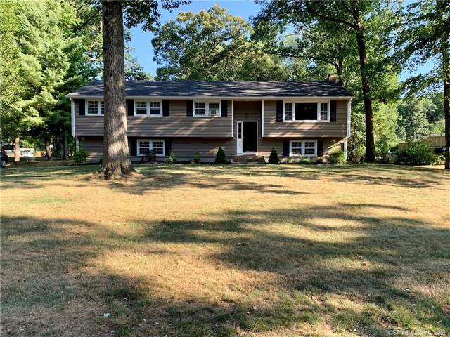 135 Edgewood Drive, South Windsor, CT 06074 (MLS #170326497) :: The Higgins Group - The CT Home Finder