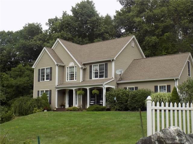 1 Colonial Ridge Drive, New Milford, CT 06755 (MLS #170326602) :: Team Feola & Lanzante | Keller Williams Trumbull
