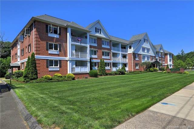 180 Melba Street #205, Milford, CT 06460 (MLS #170326610) :: Michael & Associates Premium Properties | MAPP TEAM