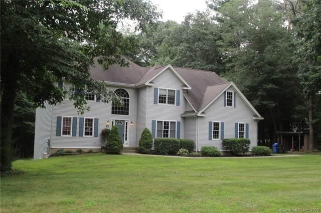 87 Avebury Lane, Tolland, CT 06084 (MLS #170326659) :: GEN Next Real Estate