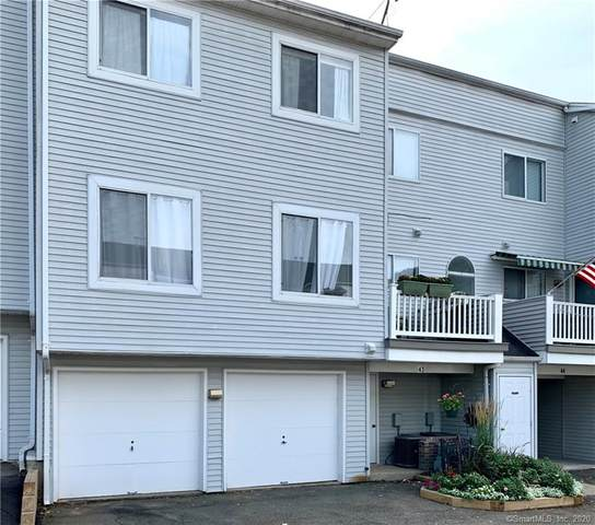 43 Staffordshire Commons Drive #43, Wallingford, CT 06492 (MLS #170326703) :: The Higgins Group - The CT Home Finder