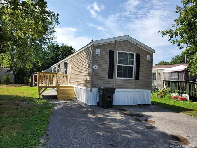 252 Old Canterbury Turnpike #81, Norwich, CT 06360 (MLS #170326730) :: GEN Next Real Estate