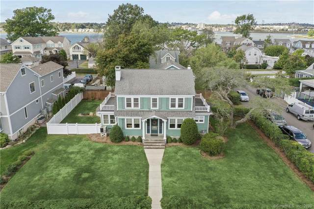 206 Gregory Boulevard, Norwalk, CT 06855 (MLS #170326809) :: The Higgins Group - The CT Home Finder