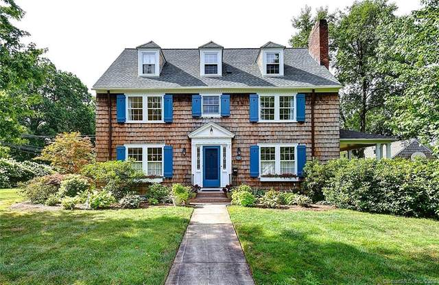 49 Bainbridge Road, West Hartford, CT 06119 (MLS #170326826) :: GEN Next Real Estate