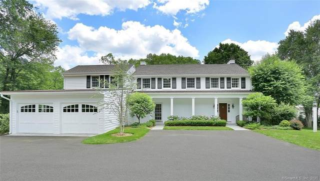 110 Turtle Back Road S, New Canaan, CT 06840 (MLS #170326841) :: The Higgins Group - The CT Home Finder