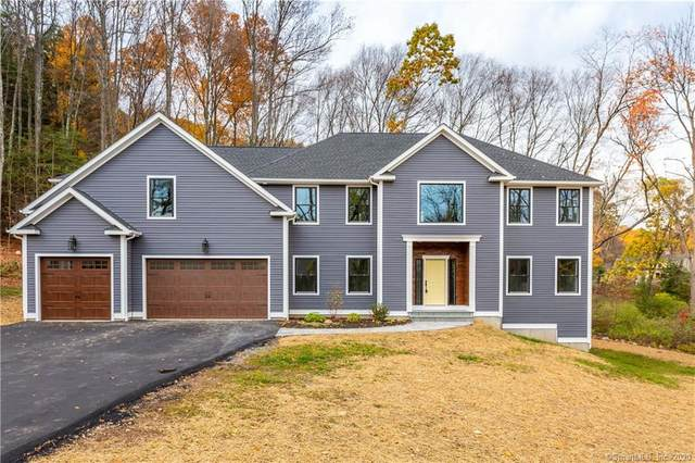 8 Southgate, Avon, CT 06001 (MLS #170326927) :: Hergenrother Realty Group Connecticut