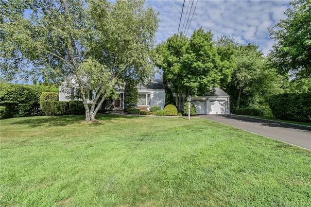 51 Randall Drive, Trumbull, CT 06611 (MLS #170326941) :: The Higgins Group - The CT Home Finder