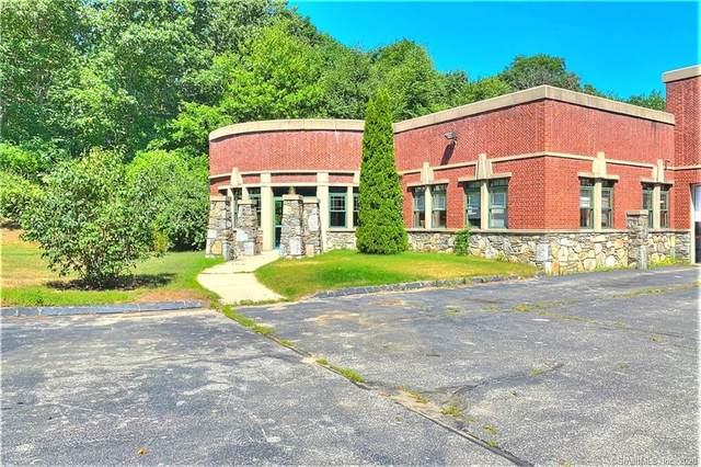 172 Stoddards Wharf Road, Ledyard, CT 06335 (MLS #170327212) :: Around Town Real Estate Team