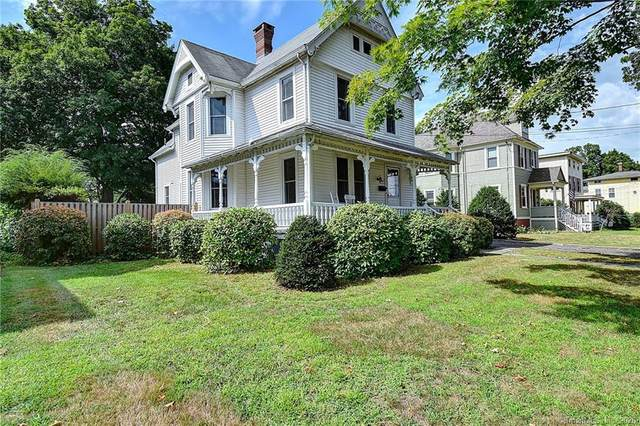 101 State Street, Wethersfield, CT 06109 (MLS #170327216) :: GEN Next Real Estate