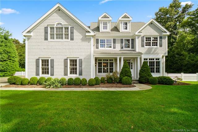 86 Cranbury Road, Norwalk, CT 06851 (MLS #170327332) :: Sunset Creek Realty