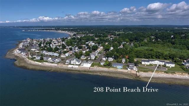 208 Point Beach Drive #1, Milford, CT 06460 (MLS #170327475) :: Sunset Creek Realty