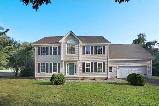 168 Bartlett Street, Portland, CT 06480 (MLS #170327477) :: The Higgins Group - The CT Home Finder
