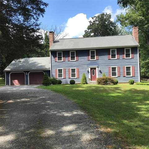 27 Coachman Pike, Ledyard, CT 06339 (MLS #170327724) :: GEN Next Real Estate