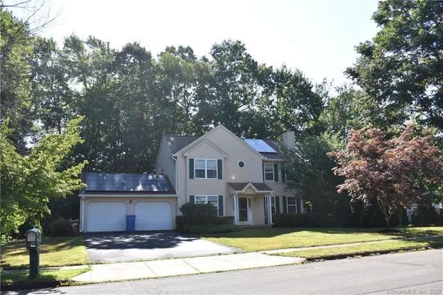 54 Dora Drive, Middletown, CT 06457 (MLS #170327883) :: Carbutti & Co Realtors