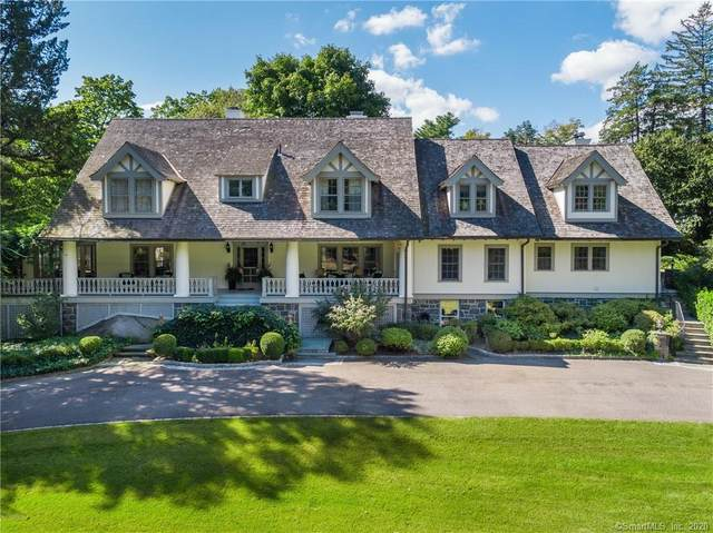 10 Hillside Drive, Greenwich, CT 06831 (MLS #170327885) :: Michael & Associates Premium Properties | MAPP TEAM