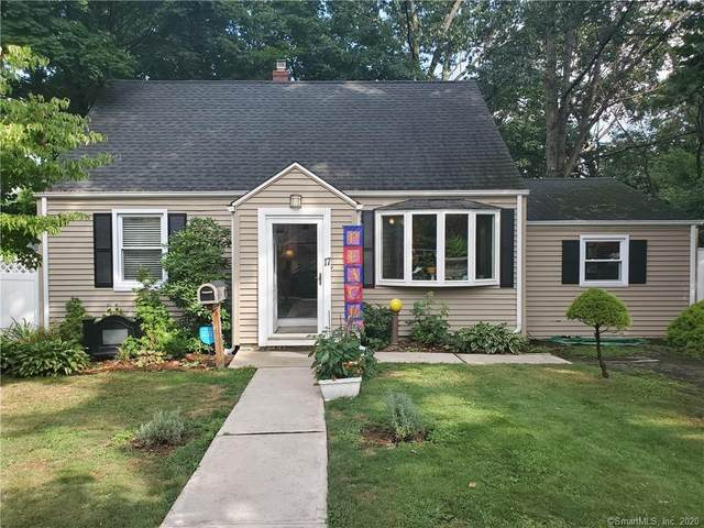 17 Greenhill Terrace, New Haven, CT 06515 (MLS #170328014) :: The Higgins Group - The CT Home Finder