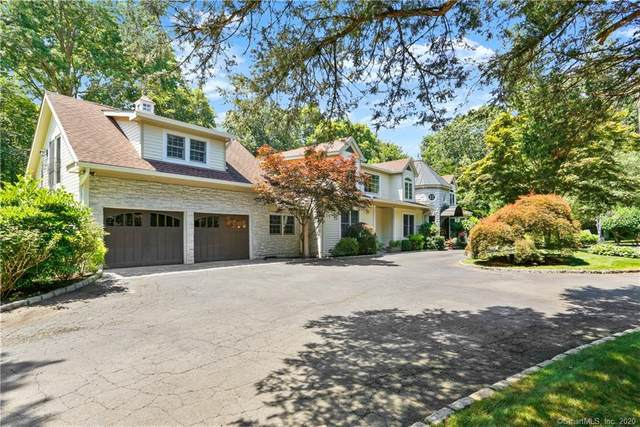 17 Carrington Drive, Greenwich, CT 06831 (MLS #170328026) :: The Higgins Group - The CT Home Finder