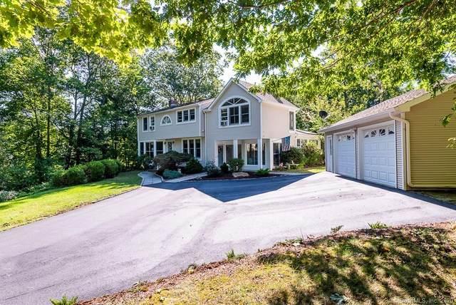 12 Craig Road, Old Lyme, CT 06371 (MLS #170328155) :: The Higgins Group - The CT Home Finder