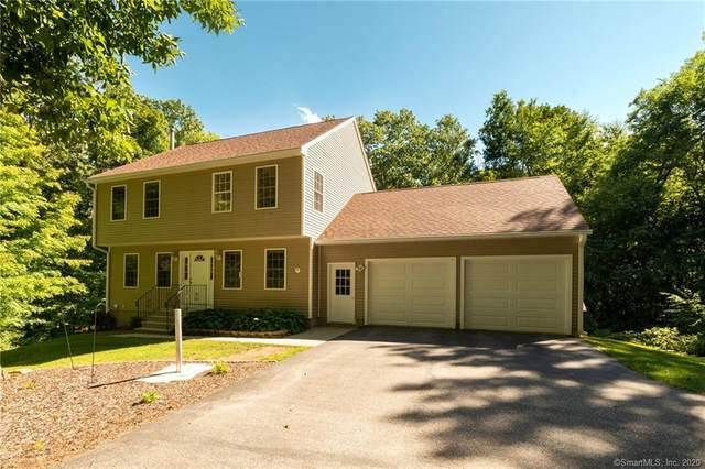 147 Westford Hill Road, Ashford, CT 06278 (MLS #170328166) :: The Higgins Group - The CT Home Finder
