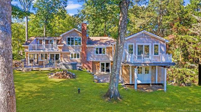 97 Pumpkin Hill Road, New Milford, CT 06776 (MLS #170328183) :: Frank Schiavone with William Raveis Real Estate