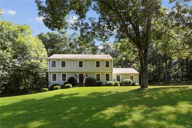 251 Perkins Road, Southbury, CT 06488 (MLS #170328318) :: The Higgins Group - The CT Home Finder