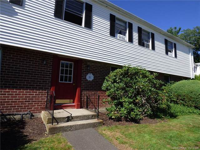 31 Fairview Drive #2, Danbury, CT 06810 (MLS #170328343) :: Team Feola & Lanzante | Keller Williams Trumbull