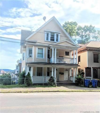 87 Hillside Avenue, Waterbury, CT 06710 (MLS #170328465) :: The Higgins Group - The CT Home Finder