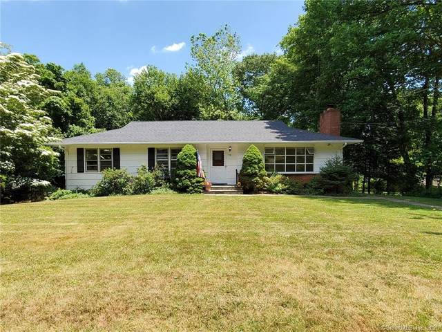 78 Sterling Road, Trumbull, CT 06611 (MLS #170328467) :: The Higgins Group - The CT Home Finder