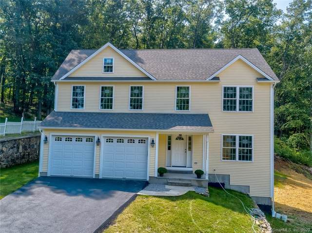 12 Woodcrest Drive, Naugatuck, CT 06770 (MLS #170328492) :: The Higgins Group - The CT Home Finder
